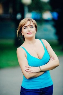 Galya from Poltava 51 years - single lady. My mid primary photo.