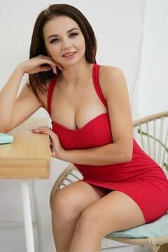 Snezhana  18 years - independent woman. My mid primary photo.