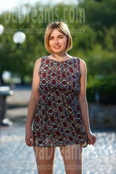 Anya from Kremenchug 27 years - romantic girl. My small public photo.