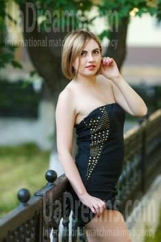 Anya from Kremenchug 27 years - independent woman. My small public photo.