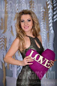 Alla from Cherkasy 33 years - Music-lover girl. My small public photo.