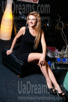 Alla from Cherkasy 33 years - searching life partner. My small public photo.