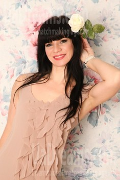 Ludmila from Sumy 47 years - charm and softness. My small public photo.