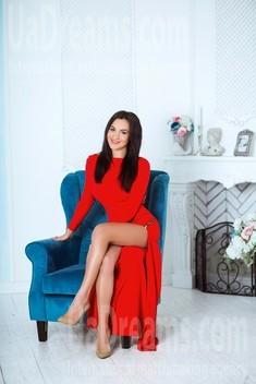 Olesya from Kiev 24 years - favorite dress. My small public photo.