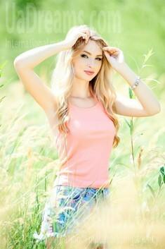 Vira from Ivanofrankovsk 21 years - seeking soulmate. My small public photo.