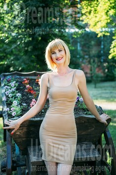 Oksana from Sumy 36 years - look for a man. My small public photo.