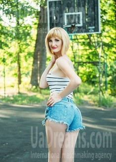 Oksana from Sumy 36 years - waiting for husband. My small public photo.