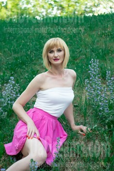 Oksana from Sumy 36 years - searching life partner. My small public photo.