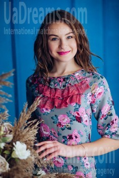 Daria from Poltava 19 years - girl for marriage. My small public photo.