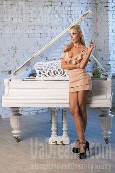 Oksana from Kiev 34 years - looking for relationship. My small public photo.