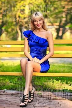 Tanya from Zaporozhye 34 years - nice fiancee. My small public photo.