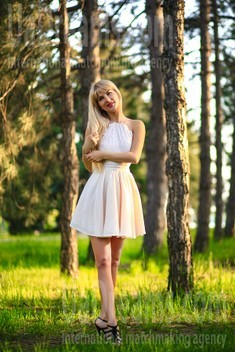 Tanya from Zaporozhye 34 years - eyes with love. My small public photo.
