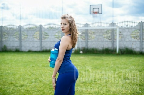Svetlana from Dnipro 28 years - bride for you. My small public photo.