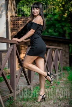 Julia from Poltava 35 years - searching life partner. My small public photo.