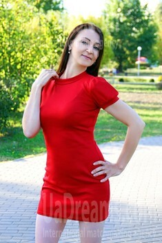 Svetik from Zaporozhye 41 years - loving woman. My small public photo.